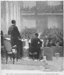 The South Carolina legislature of 1873 passing an appropriation bill