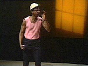 E.L. Jones performs Othello