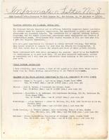 Information Letter No. 8