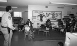 Charles Drew Child Development Center presentation, Los Angeles, 1989