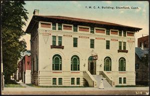 Y.M.C.A. building, Stamford, Conn.