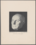 Death-mask of Daniel Webster