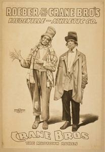 Roeber and Crane Bro's Vaudeville-Athletic Co.