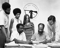 Crosby, Edward W., Institute for African American Affairs