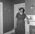 Amelia Boynton, Democratic candidate for U.S. Congress, at her home Selma, Alabama.