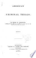 American criminal trials