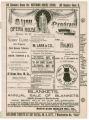 """At Gay Coney Island"" theater program, Bijou Opera House, Minneapolis, Minnesota"