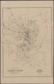 Gray's new map of Greenville, Greenville County, South Carolina