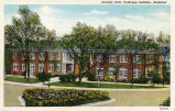 Dorothy Hall, Tuskegee Institute, Alabama