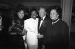 Black Emmy Nominees Dinner, Los Angeles, 1989