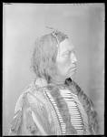 Chief Black Coyote (profile) 1904