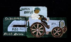 James Doyle St. Helena's First Black Driver