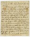 Arrest warrant, Jonathan Jennings to John Tipton, 1819-11-27