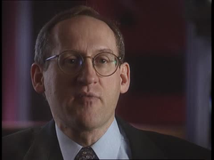 American Experience; Interview with historian Paul Finkelman, 4 of 5