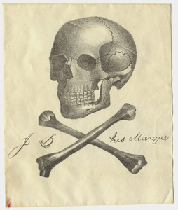 J. D. his marque [graphic]