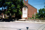 St. Vincent de Paul Catholic Church, 2001 July