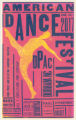 American Dance Festival at the DPAC
