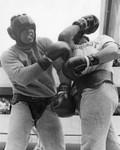 Ali and Bobick spar