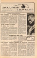 The Arkansas Traveler, April 13, 1972; Dick Gregory to Speak at Symposium: In Connection with Black Emphasis Week'; Arkansas traveler (Fayetteville, Ark.); Traveler