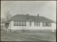 East Durham School Exterior (415 Sowell Street School for African-Americans)