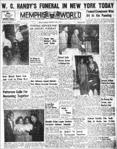 Memphis World, 1958 April 2nd