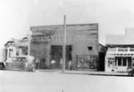 Auto repair shop of Central Avenue