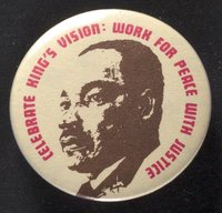 Celebrate King's Vision button