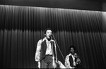 Gladys Knight and the Pips performing at the Shrine Auditorium, Los Angeles, 1970