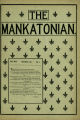 The Mankatonian, Volume 13, Issue 3, November 1901