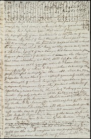 You have been very generous to us indeed, dearest Miss Weston, ... [manuscript]