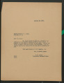 Correspondence: Rosenwald Fund, Box 3, Folder H, 1926-1927.