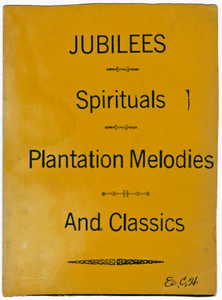 Advertising cards for the Avery Sextet