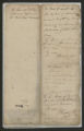 Session of November-December 1790: House Bills: Bill to Direct Mode of Proceeding in Suits Brought by Persons Detained in Slavery (Laid Over). November 12