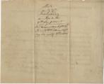 Summon of John Russell - Montgomery Case