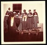 Saint's Choir, 1967