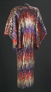 Dress worn by Celia Cruz