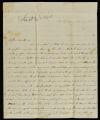 Cynthia Everett letters, 1852-1876