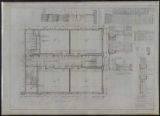 Edgecumbe School, Second Floor Plan