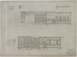 Thumbnail for Monroe Junior High School, Additions and Alterations, Sections