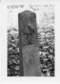 Alexandria Cemeteries Historic District: Wright tombstone
