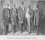 Theological graduates, Talladega College