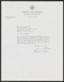 Reverend Dr. Moses S. Belton correspondence