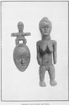 Liberian devil - mask and doll