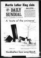 Sundial (Northridge, Los Angeles, Calif.) 1968-04-05