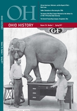 Ohio History Spring 2017