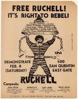 Free Ruchell!