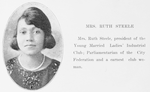 Mrs. Ruth Steele