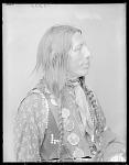 Dakota Rosebud man, Tall Crane