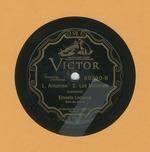 (1) Amorosa (2) Los minstrels