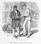 Southern types - the wolf and the lamb in politics